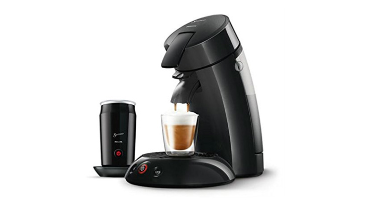 Im Detail: Philips Senseo HD7819/60 Original & Milk – das ideale Kaffee-Duo